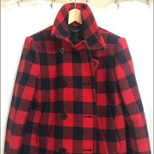 J.crew buffalo plaid